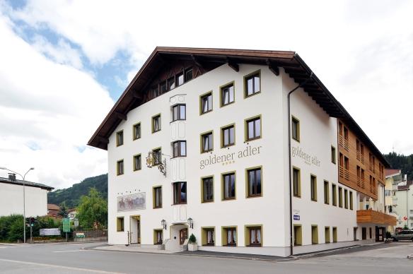 Hotel Goldener Adler in Wattens