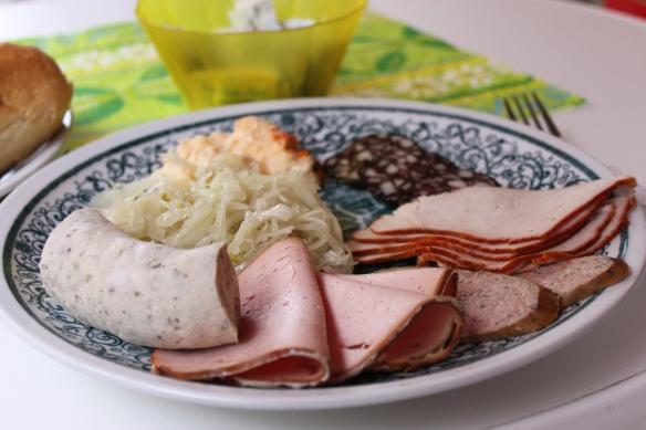 Nürnberg butcher