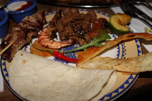 Enchilada Mexican restaurant Nürnberg