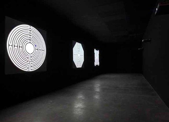 Susan Hiller - From Here to Eternity in Kunsthalle, Nürnberg