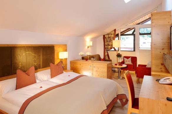 Deluxe double room Hotel Goldener Adler