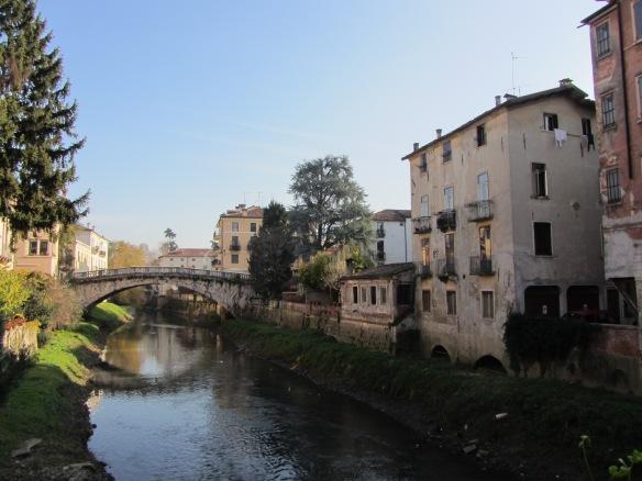 Ponte San Michele in Vicenza