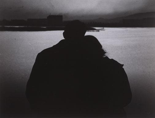 Andre Kertesz-Elizabeth and Andre_Lagymanyos