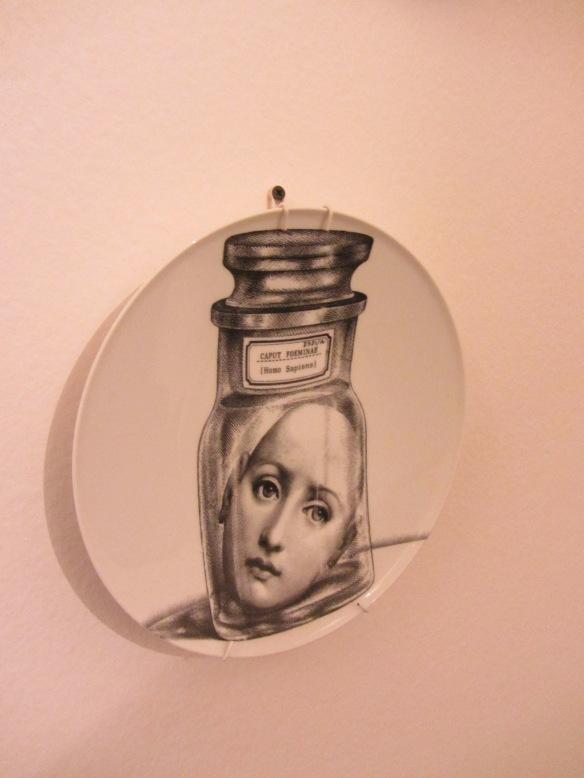 Lina Cavalieri by Piero Fornasetti