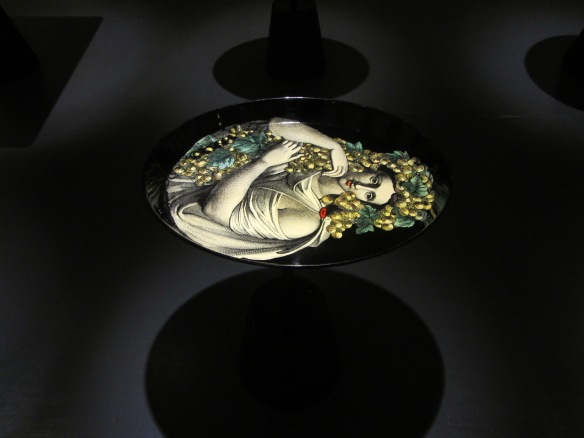 Tray by Piero Fornasetti