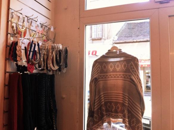 Ready to wear apparel shop Budapest - Latomas