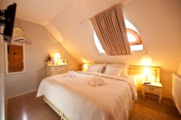 Rokusfalvy fogado guestroom