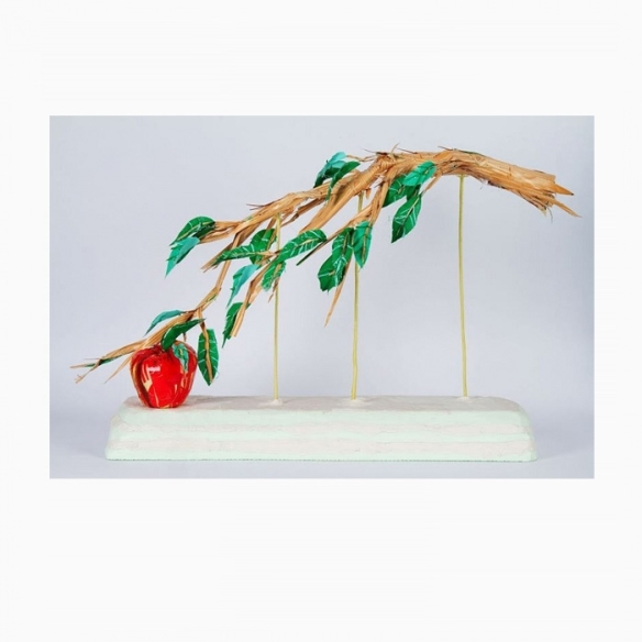 Zsofia Keresztes-the wonderful harvest of the fake tree