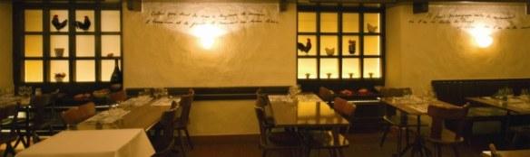 Le Dezaley fondue restaurant Zurich