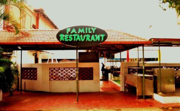 Seagull restaurant Kerala