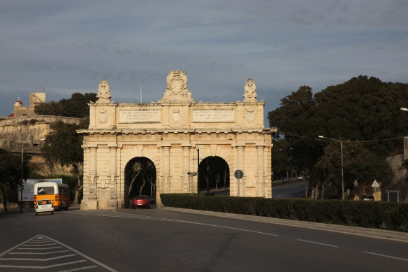 Gate to Floriana