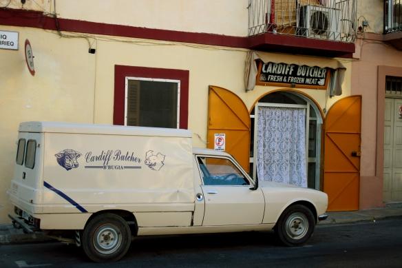 Cardiff Butcher Birzebbuga Malta