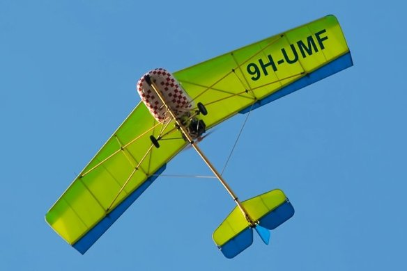microlight aircraft-mark busuttil