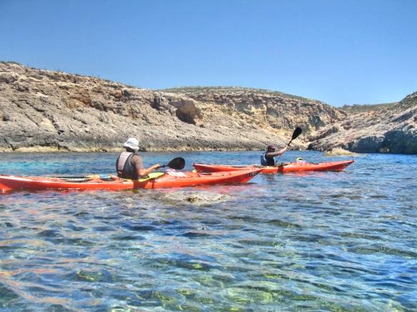 Sea Kayak Malta