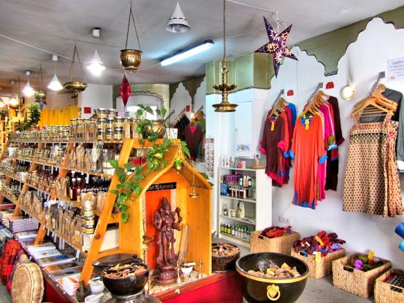 Sonnentag Kerala Ayurveda shop