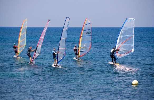 Windsurf Alpha School Malta