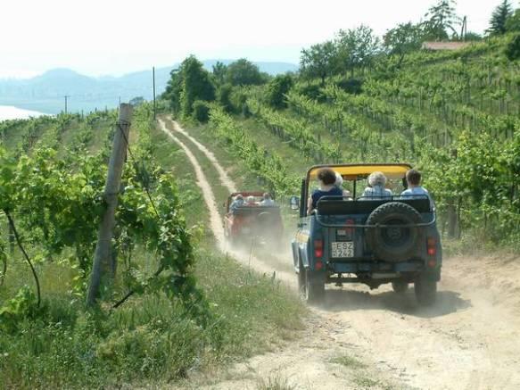 Mountain taxi Balaton