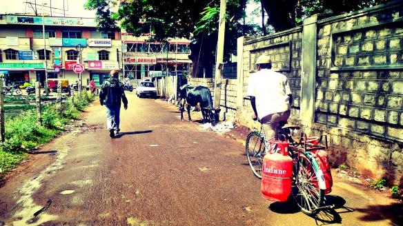 street life india
