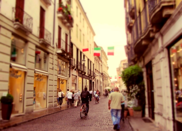 Vicenza streetview