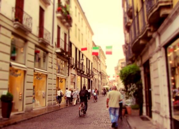 Vicenza streetview