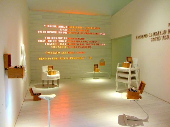 Room La Triennale di Milano