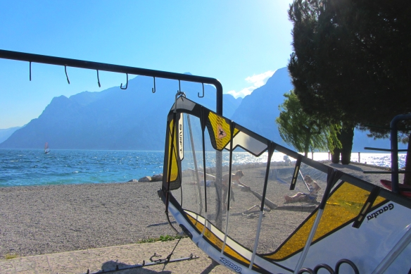 Torbole windsurf