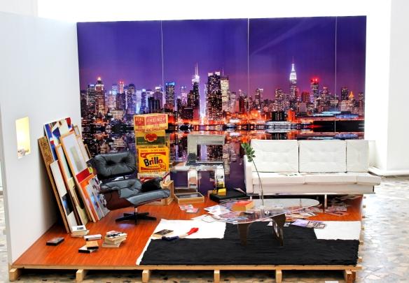 Apartment installation