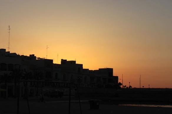 Birzebbuga Malta sunset