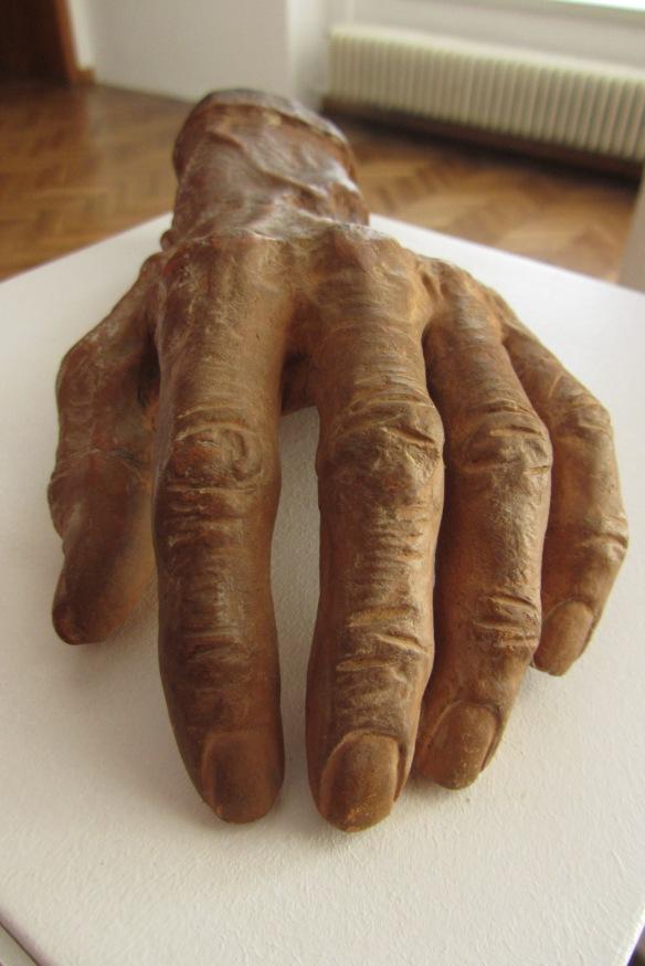 Hand Study - Maribor Art Gallery