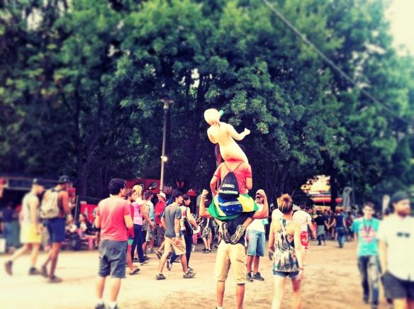 Sziget Festival craze 2014