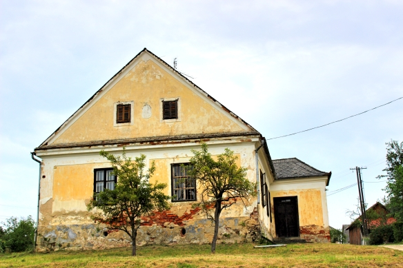 Oldest house Szalafo
