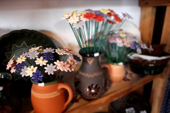 Zsohar Gyula deco flowers