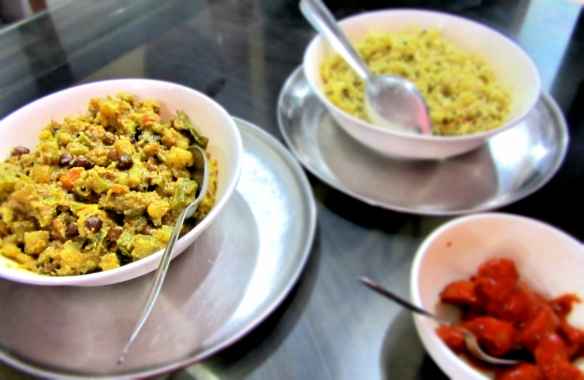 Kerala all veg meal