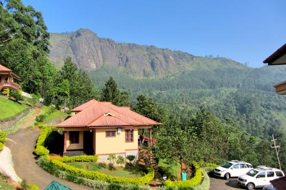 Aranyaka resort deluxe cottage Munnar Kerala India