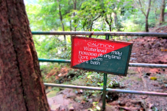 Vachachal waterfalls Kerala