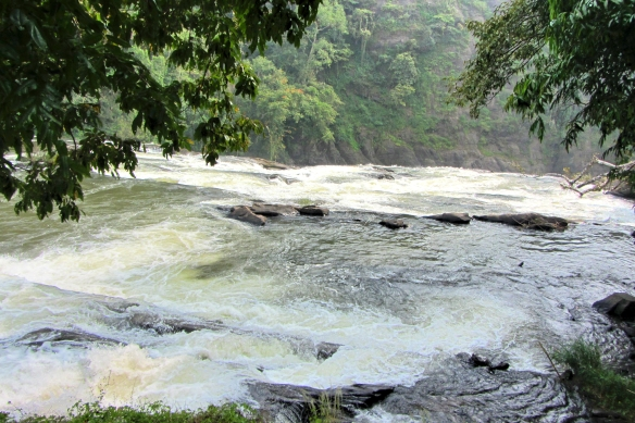 Vazhachal Falls Athirapally Kerala India