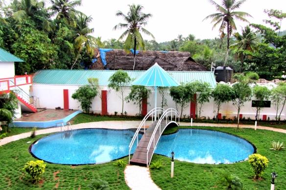 Puja Samudra Hotel Kovalam Kerala India
