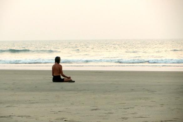 Serenity in Goa India