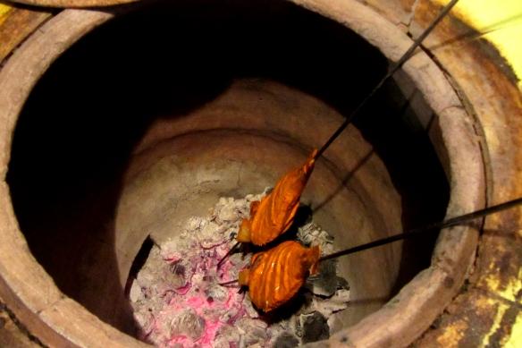 Tandoori fish Kovalam Kerala India