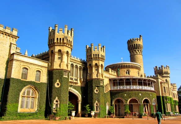 Bangalore palace architecture India