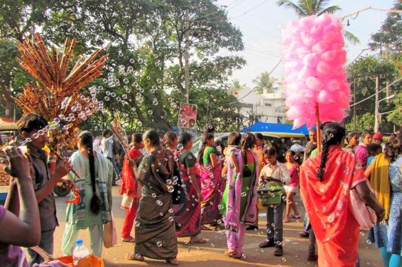 Bangalore peanut festival 2014