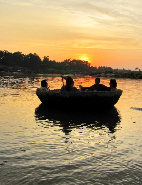 Hampi Coracle India