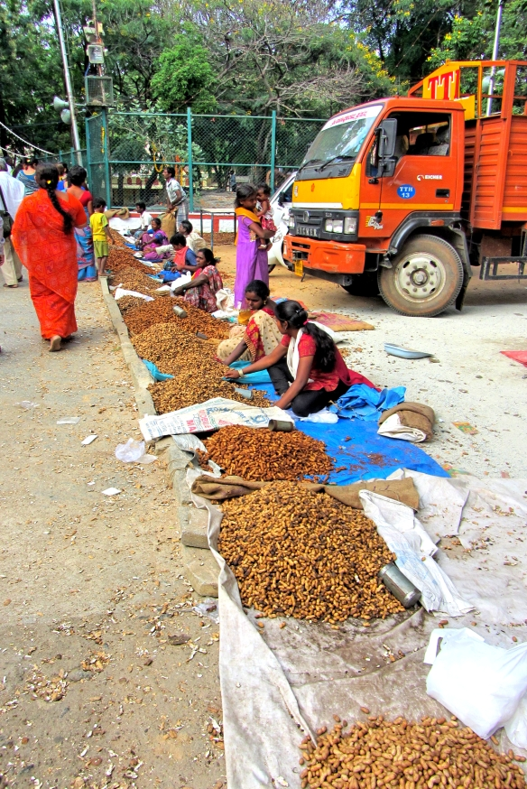 Annual Groundnut fair Bangalore India