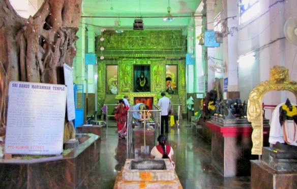 Sri Dandu Mariamman Temple Puja Bangalore India