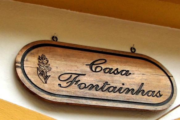 Casa Fontainhas restaurant Panjim Goa