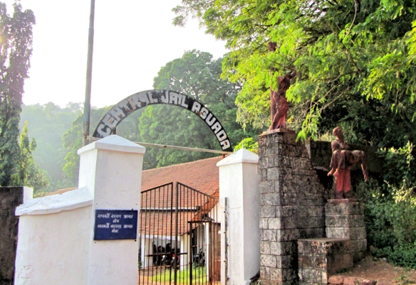 Central Jail Aguada Goa India