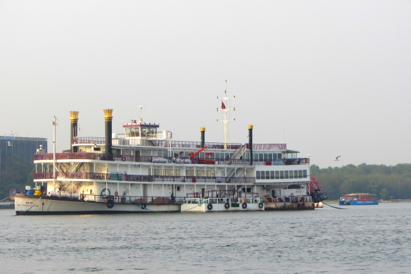 Floating casino Mandovi river Goa
