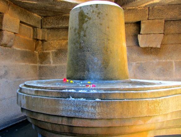 Shiva Lingam Hampi India