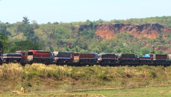 Karwar train india